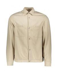 NN07 Drake Shirt - Natural