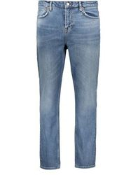 NN07 Johnny Relaxed Jeans - Blue