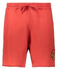 Vivienne Westwood Anglomania Action Man Shorts - Red