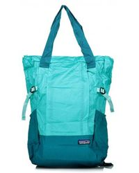 Patagonia - Lw Travel Tote Pack - Lyst