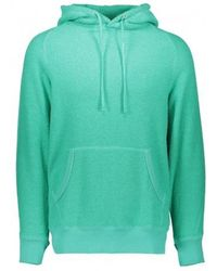 Saturdays NYC Ditch Tape Hooded Sweat - Green