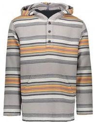 Pendleton Hoody Popover - Grey