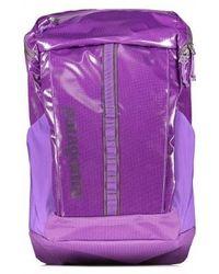 Patagonia Black Hole Pack 23l - Purple