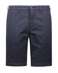 Belstaff Officer Shorts - Blue