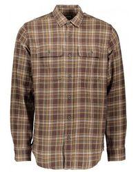 Filson Scout Shirt - Brown