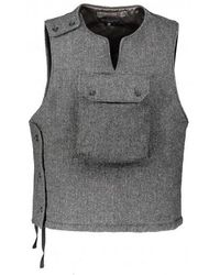 Engineered Garments Cover Vest - Gray