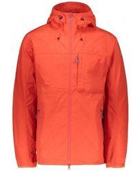 Fjallraven High Coast Wind Jacket - Orange
