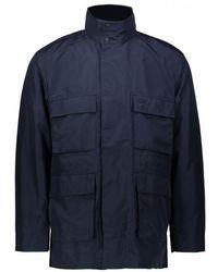 Lacoste Pocket Jacket - Blue