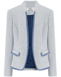 Helene Berman - Giolica Notch Collar Jacket - Lyst