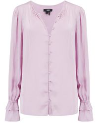 PAIGE Vienne Blouse - Pink