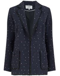Helene Berman - Edge To Edge Jacket - Lyst