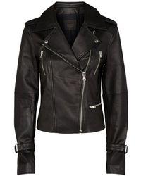 PAIGE Rayven Jacket - Black