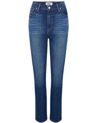 PAIGE Hoxton Slim Jean - Blue