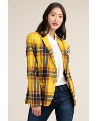 Mr Turk Kennedy Blazer - Yellow / 42l