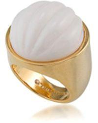 Trina Turk - Palm Springs Beveled Ring - Lyst
