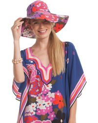 Trina Turk - Shade Hat - Lyst