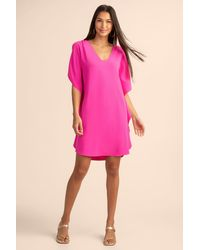 Trina Turk Haipo Dress - Pink