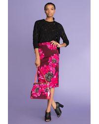 Trina Turk - Yucatan Skirt - Lyst