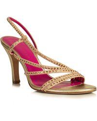 Trina Turk Jazzy Nights Heel - Pink