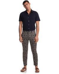 Mr Turk - Swell Cropped Trs - Lyst