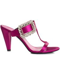 Trina Turk Cosmo Heel - Pink