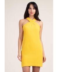 Trina Turk Magical Dress - Yellow