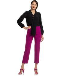 Trina Turk Jarreau Pant - Purple