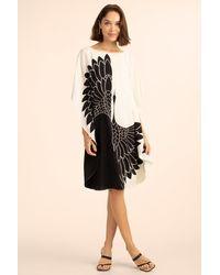 Trina Turk Global Dress - Black
