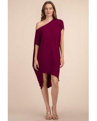 Trina Turk Radiant Dress - Purple