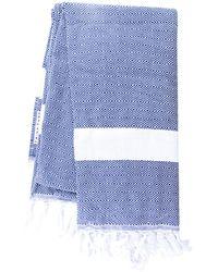 Trina Turk Turkish Towel - Blue