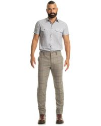 Mr Turk - Swell Cropped Trouser - Lyst