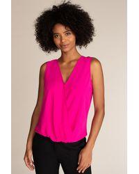 Trina Turk Kidman Top - Pink