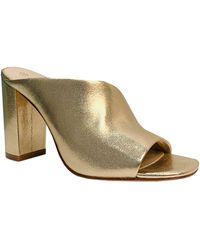 Trina Turk Venice Mule - Gold / 6 - Metallic