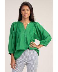 Trina Turk Navarra Top - Green
