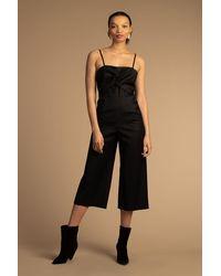 Trina Turk Balance Jumpsuit - Black