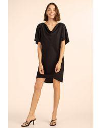Trina Turk Islet Dress - Black