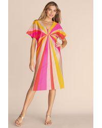 Trina Turk Honolulu Dress - Pink