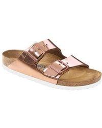 Birkenstock Arizona Soft Footbed - Brown