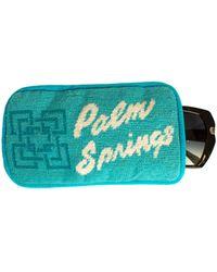 Trina Turk - Palm Springs Eyeglass Case - Lyst