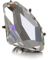 Trina Turk - Crystal Ring - Lyst