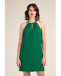 Trina Turk Roe Dress - Green / 8