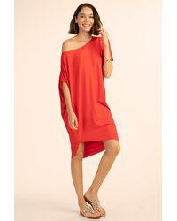 Trina Turk Radiant Dress - Red