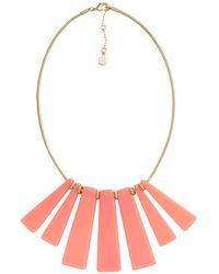 Trina Turk Resin Sm Shower Nk - Coral Pink / O/s