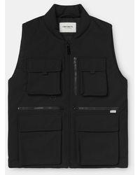 Carhartt Black Colewood Womens Vest