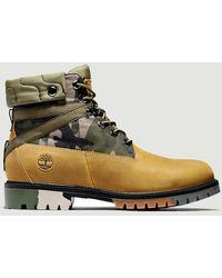 Timberland Heritage Boot - Mehrfarbig