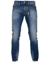 DIESEL Tr 89 Ar Jeans Slim Fit Medium Bleu