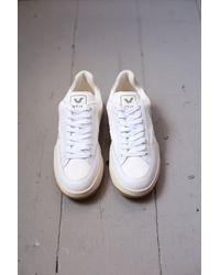 Veja Zapatillas V 12 B Mesh White Natural - Multicolor
