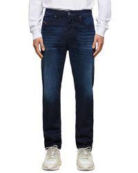 DIESEL D-fining 69tn Tapered Jeans - Blue