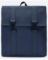 Rains Msn Bag 1213 Blue - Bleu