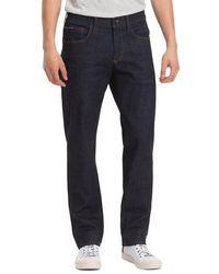 Tommy Hilfiger Tommy Jeans Ryan Jeans droits Rinse Comfort - Bleu